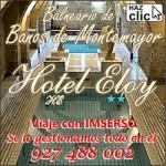 Hotel Eloy en Baños de Montemayor