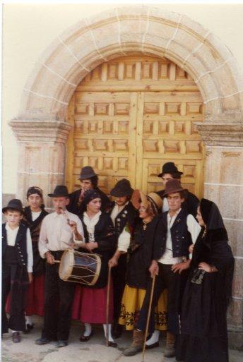 Santibañejos a la antigua usanza (Foto: Mercedes Gutiérrez)