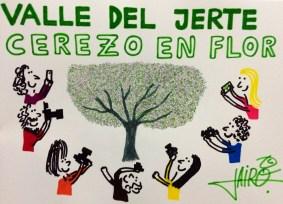 Cerezo en Flor del Valle del Jerte, 2016