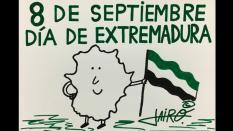 Día de Extremadura, 8 de septiembre