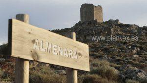 almenara-de-gata en Extremadura