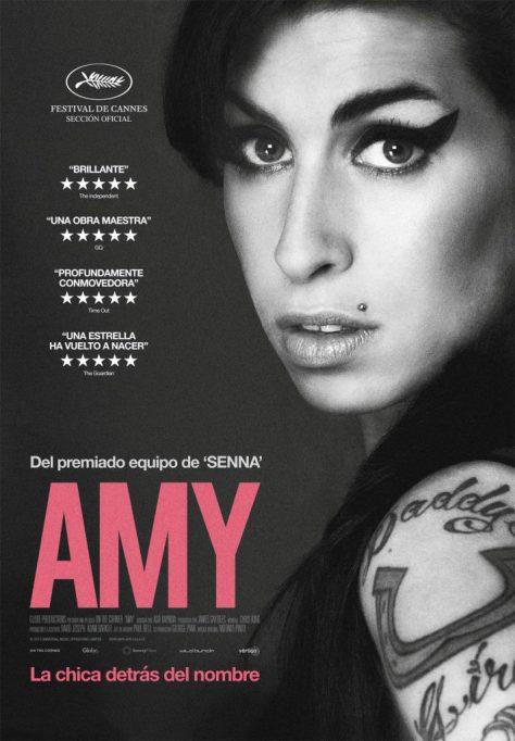 Documental Amy Winhouse