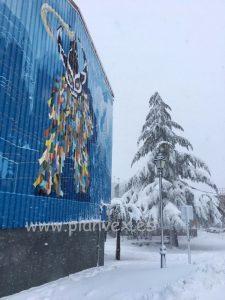 jarramplas-nevado en Piornal