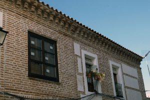 Fachada mudéjar de Llerena. FOTO: Ayuntamiento de Llerena