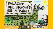 Visitas Palacio de Mirabel Jairo planVE Extremadura