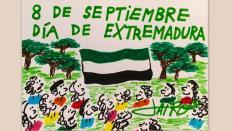 Jairo Jiménez Dia de Extremadura