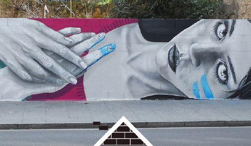 Muro Crítico 2018 Caín Ferreras