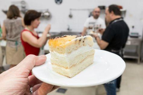 arta de la Escuela de Cocina de Plasencia