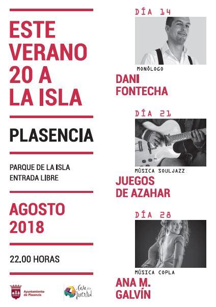 20 a La Isla 2018 Plasencia