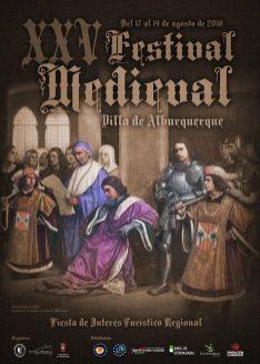 festival medieval alburquerque