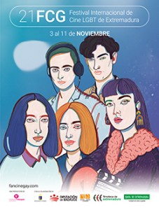 Fancine Gay Extremadura 2018