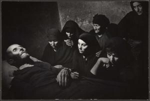 ENTER FOR CREATIVE PHOTOGRAPHY,<br /> UNIVERSITY OF ARIZONA: W. EUGENE SMITH ARCHIVE / GIFT OF THE ARTIST ©<br /> THE HEIRS OF W. EUGENE SMITH, COURTESY BLACK STAR, INC., NEW YORK