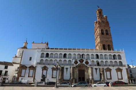Llerena Extremadura planVE
