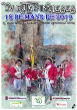 ruta ingleses romangordo 2019 cartel