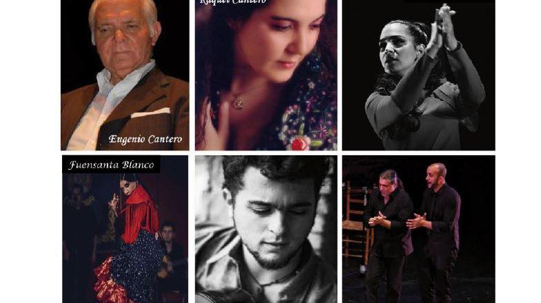 Familia Cantero Arte Flamenco