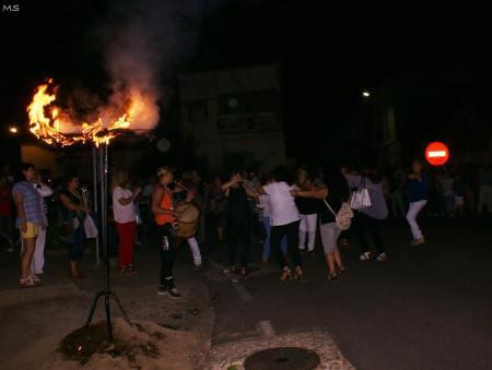 La Velá en Santibáñez el Bajo