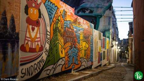 murales-casco-antiguo-badajoz-princesas-planVE-Extremadura