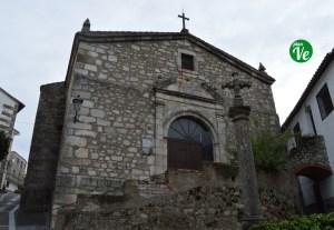 Villamiel en Sierra de Gata, cuya arquitectura recuerda a la de las aldeas históricas de Portugal.