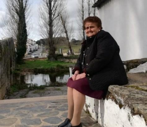 La Rosario, la abuela youtuber de Extremadura.
