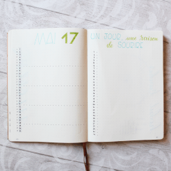 Monthly pages