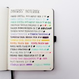 Dingbats Notebook