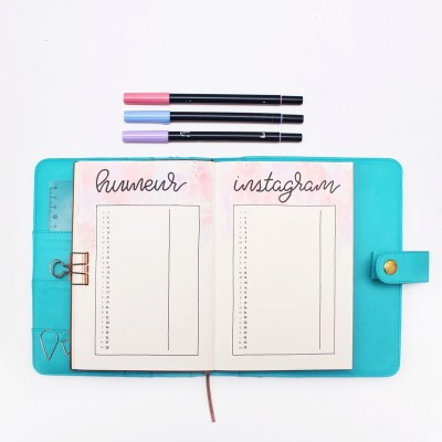 Mood tracker and Instagram tracker