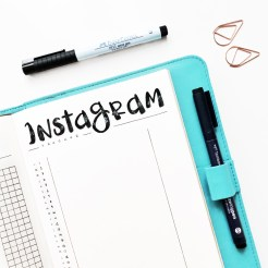 Instagram tracker