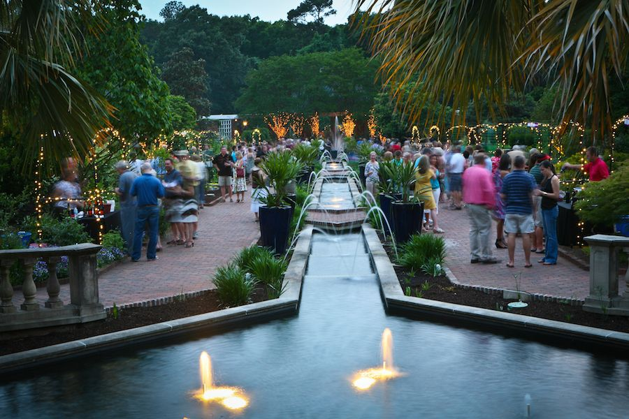 Magnolia Room  Events and Hospitality Riverbanks Zoo