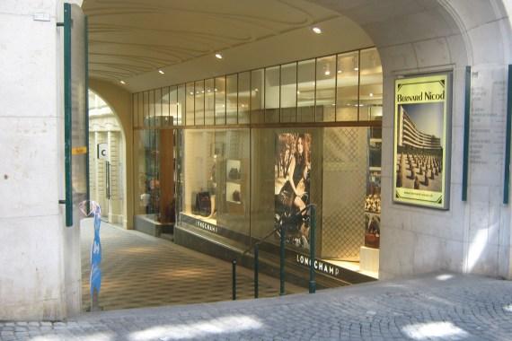 boutique longchamps à Lausanne