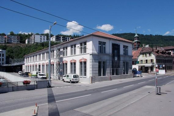 bâtiment des tréfilerie