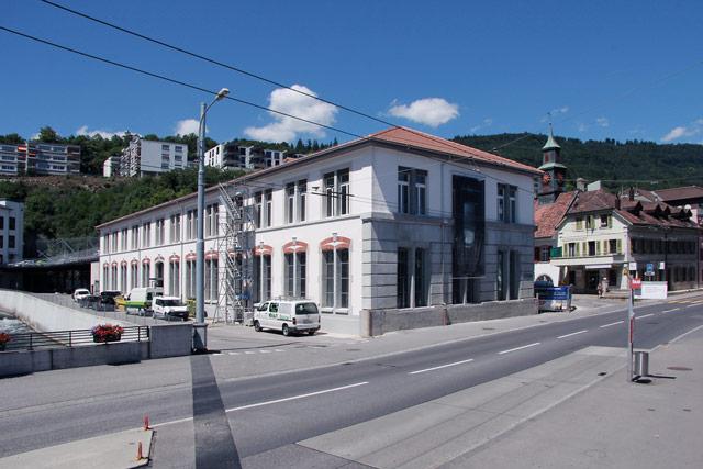 Liechti et Associés Architectes – Bienne