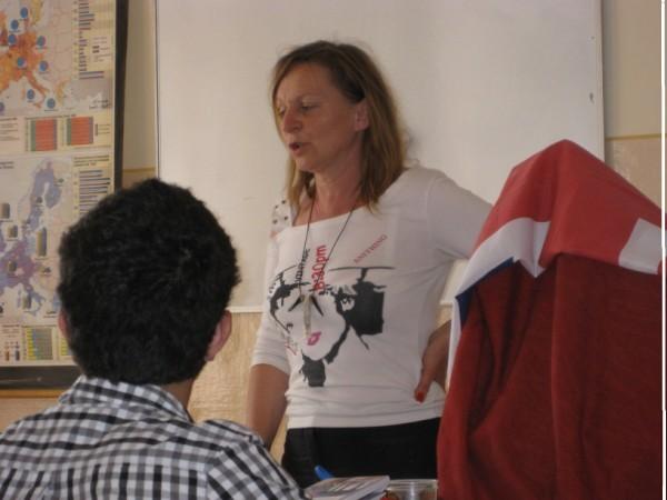 Hungarian Teacher