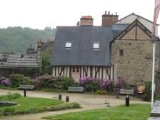 breton architecture