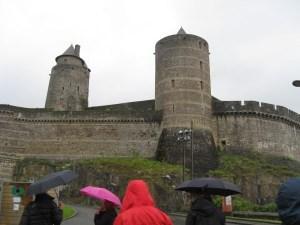 fougères fortress