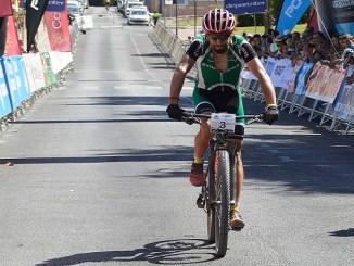 Cruz para los placentinos Alberto Trujillo y Pedro Romero en el Campeonato de España de BTT Maratón (XCM)