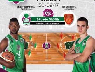 Previa Extremadura Plasencia - Basket Navarra