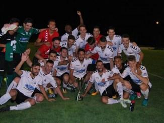 UP Plasencia Copa de Extremadura 2017