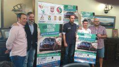 Presentado el VIII Rallye de Tierra Norte de Extremadura (3)