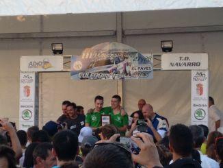 Paco Montes y David Collado primera posición de la Clase 8 en el III RallySprint Culebrín-Pallares