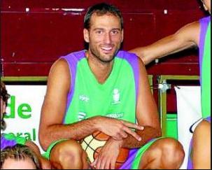 El regreso del eterno capitán, Jorge Lledó (Real Murcia Baloncesto)
