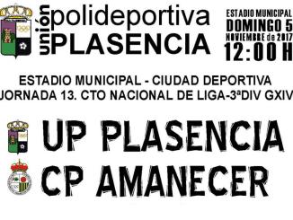 UP Plasencia vs CP Amanecer