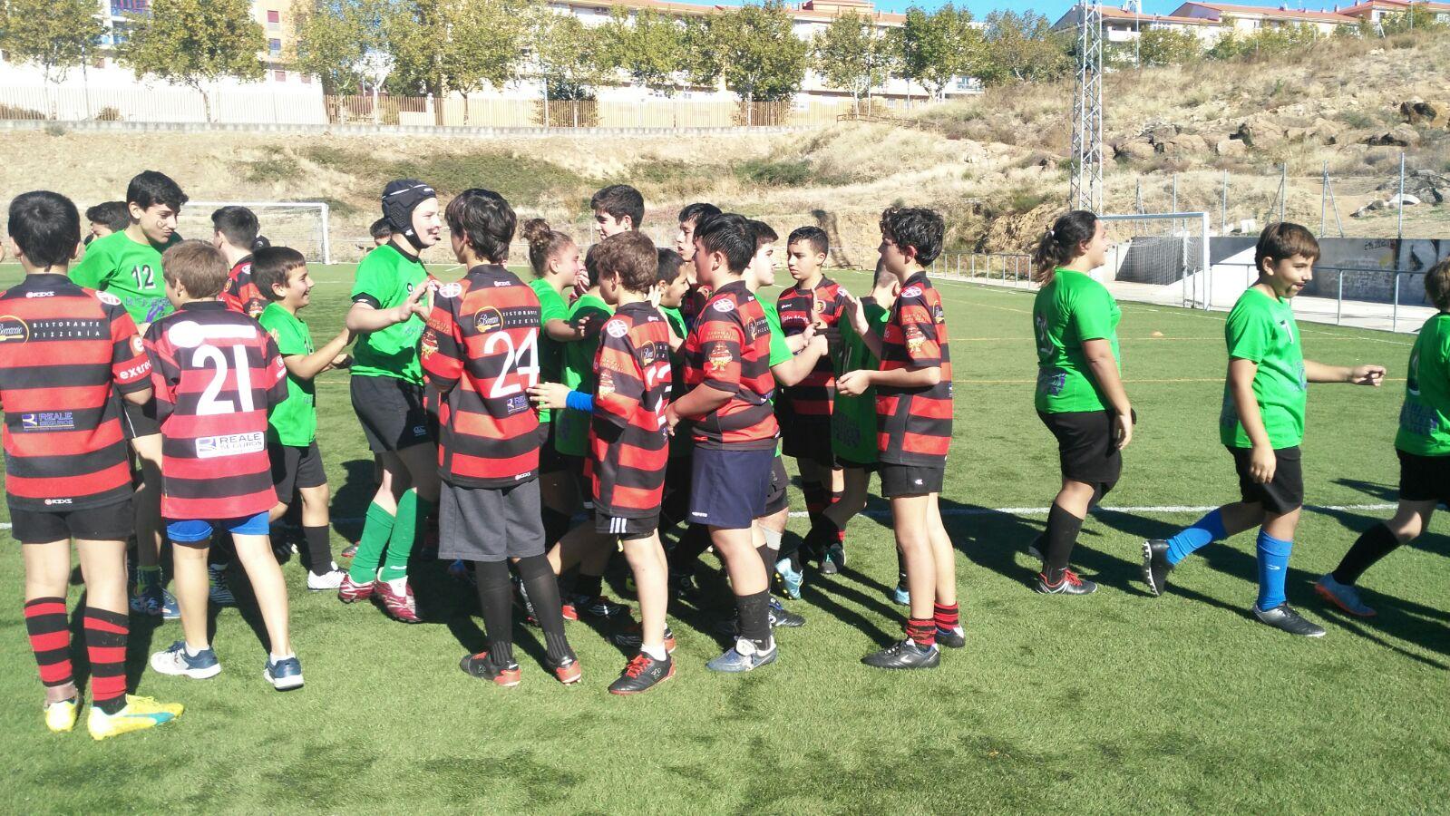 El Plasencia Rugby no puede con el CAR Badajoz