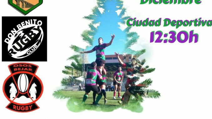 """I Torneo de invierno de Rugby """"Ciudad de Plasencia"""""""