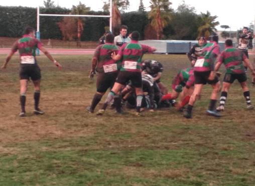 El Plasencia Rugby Club paga caro el cansancio (64-7)