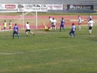 Frenazo a la persecución de la UP Plasencia hacia los play off (2-2)