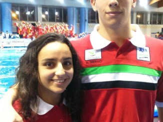 Mejor Marca de Edad De Extremadura de 15 años para Laura Cáceres