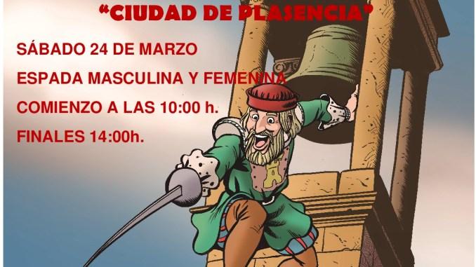 """II Criterium """"Ciudad de Plasencia"""" organizado por Sala de Armas Plasencia"""