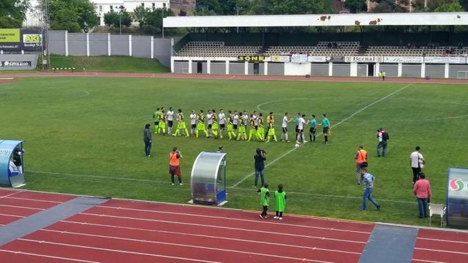 La UP Plasencia reflejó en el Municipal su superioridad durante la eliminatoria (5-0)