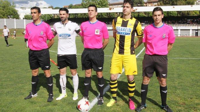 La UP Plasencia, con la fe y su mejor fútbol en el equipaje con destino Portugalete