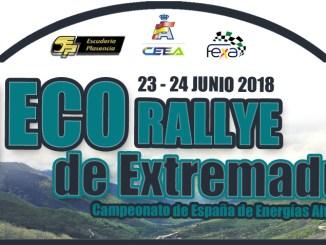 Últimos preparativos del Eco Rallye Ciudad de Plasencia